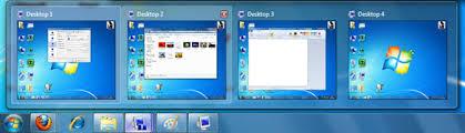 windows 7 bureau un gestionnaire multi bureau intéressant et gratuit pour windows