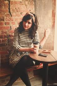 In A Coffee Shop Flashes Of Style Vintage OutfitsRetro