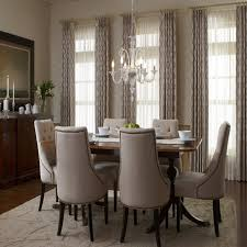 Luxury Modern Grommet Curtains For Dining Room In The Traditional Home Creative