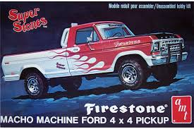 "1978 Ford Pickup ""Firestone Super Stones"" 