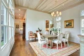 Dining Room Area Rugs Rug Sizing
