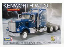 Kenworth W900 Truck Revell 85-1507 1/25 New Model Kit | Shore Line Hobby