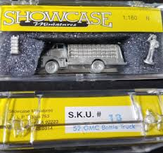 98 N Scale Trucks Other Parts And Accs 13294 Showcase Miniatures 52