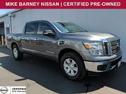 Used 2017 Nissan Titan SV 4WD For Sale In Amherst, NY | Mike Barney ... Fairbanks Used Nissan Titan Vehicles For Sale 2014 4x4 Colwood Cart Mart Cars Trucks 2017 Truck Crew Cab For In Leesport Pa Lebanon Used Nissan Titan Sl 4wd Crew Cab Truck For Sale 800 655 3764 2010 Xe At Woodbridge Public Auto Auction Va Iid 2006 Se Stock 14811 Sale Near Duluth Ga New 2018 San Antonio Car Dealers Chicago 2016 Xd Vernon Platinum Reserve 4x4 Wnavigation