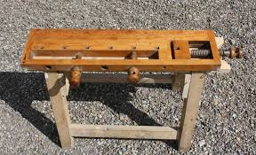 Image Of Portable Woodworking Bench Plans
