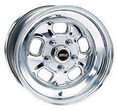Weld Racing Rodlite Series 93 Polished Aluminum