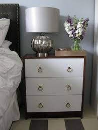 Ikea Trysil Chest Of Drawers by 10 Times Gold Spray Paint Made Ikea Products Even Better Gold