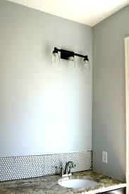 Bathroom Backsplash Tile Home Depot by Penny Tiles Backsplash Interior The Home Depot Tile Patterned