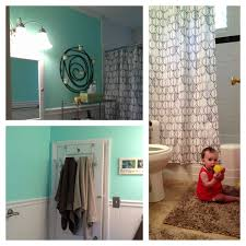 New Paint In The Bathroom Paint Color Is Aquatic Mist By Valspar