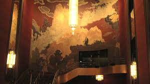 Famous American Mural Artists by Secrets Of Radio City Music Hall Am New York