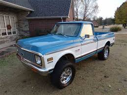 1972 Chevrolet C/K 10 For Sale On ClassicCars.com Luxury Chevrolet Commercial Truck Parts 7th And Pattison Vaterra Rtr 1972 Chevy C10 Pickup Video Rc Car Action Hot Rod Network Junkyard Find 1970 The Truth About Cars 72 79k Survir 402 Big Block Chevy Long Bed W Amazing Updated 350 Motor Ac Ps Pb Best Photos 2017 Blue Maize Lovely Trucks For Sale Short Barn Stepside K5 Blazer Wikipedia Amazoncom 2003 Hallmark Ornament Cheyenne Super Automotive American
