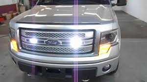 2013 Ford F 150 Platinum Warning Lights Police Fire Rescue Whelen