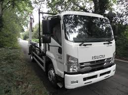 NEW ISUZU F120 - 240 EURO 6 SKIP LOADER - SHORT AND LONG TERM RENTAL ...