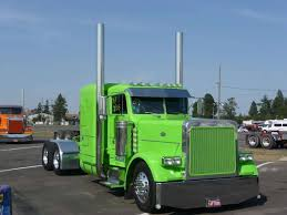 Green+colored+eighteen+wheeler+truck+image | Thread: 18 Wheeler ...