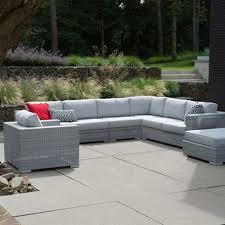 Jack Knife Sofa Bed U2013 by Rattan Corner Sofa Outdoor Furniture Scandlecandle Com