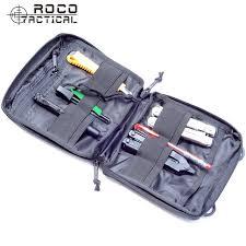 rocotactical d80 molle edc tactique organisateur poche militaire