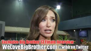 Big Brother 13 Finale Interview: Cassi Colvin - YouTube Big Brother Johnny Mac Brendon Villegas Judd Interview Jordan Lloyd Topic Youtube Bboverthetop Twitter 13 Finale Rachel Reilly And Cast Kalia Renee Renee77us 369 Best Images On Pinterest Brothers Victoria Rafaeli 16 Party Red 113 Cbs Connect Shows Happy Early Birthday Jeff Schroeder From The Bauble Brigade
