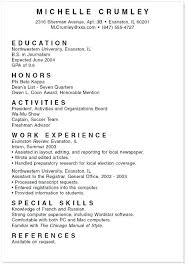 How To Write A Resume As Highschool Student Objectives College Students Examples Throughout Tips For Writing Pdf