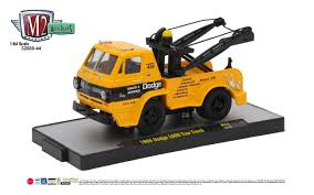 M2 Machines Auto-Trucks 44 1/64 - 1966 Dodge L600 Tow Truck - Yellow ... Amazoncom Big Farm Case Ih Ram 3500 Service Truck Vehicle Toys Dodge Power Wagon Pickup Red Kinsmart 5017d 142 Scale Diecast Hot Wheels 2017 Hw Trucks 1978 Lil Express Ebay Toy Model Tow And Wreckers Bruder Toys Truck Ram Cross Country Rc Cversions Youtube Kid Trax Mossy Oak Dually 12v Battery Powered Rideon For Fun A Dealer Kyosho 200mm Complete Challenger Body Set Black Kyofab402 Pressed Steel Tonka Snow Plow Blade No Work All Play 197879 Hemmings 2018 New 87 Dodge D100 Orange Track Diecast