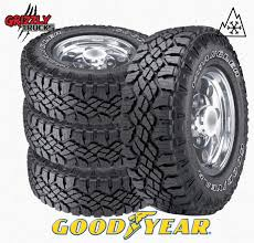 Goodyear Wrangler Duratrac – Grizzly Trucks