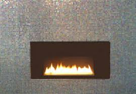 glass mosaic tile fireplaces hearths