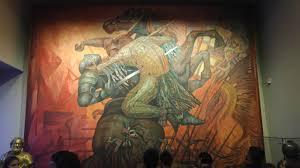 David Alfaro Siqueiros Murales La Nueva Democracia by Castillo De Chapultepec Museos Arte Y Cdmx Pinterest