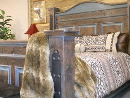 Durango Turquoise Bed
