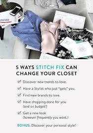 5 Ways Stitch Fix Can Change Your Closet