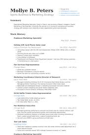 Holiday Gift Card Phone Sales Lead Resume Example