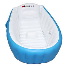 intime inflatable baby bathtub acbshop
