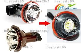 2x 10w 20w cree t6 led eye halo light bulb bmw e39 e60 5
