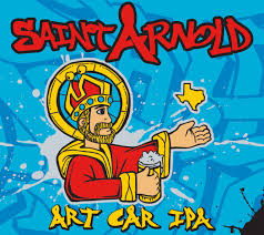 Saint Arnold Pumpkinator 2015 by Art Car Ipa Continues Saint Arnold U0027s Canned Lineup