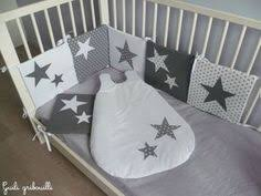 patron tour de lit bebe ensemble tour de lit gigoteuse 0 6 mois collection lino mode