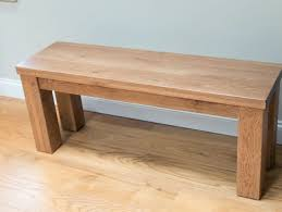 BenchRustic Wood Bench Designs Simple Wooden Design