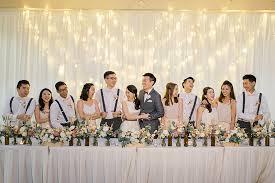 Shangri La Hotel Singapore Wedding Bridesmaids And Groomsmen