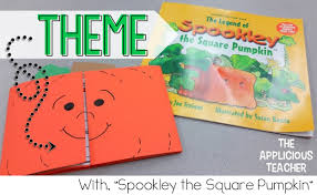 Spookley The Square Pumpkin by Halloween Week Recap The Applicious Teacher