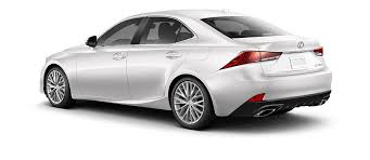 2017 Lexus IS 200 Turbo Sedan ZAK Auto Leasing