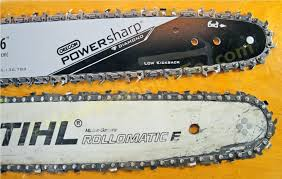 Stihl Ms 271 Chainsaw Oregon Powersharp Chain Compared To Standard 461