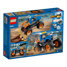 LEGO City Great Vehicles Monster Truck 60180 - Walmart.com Its Xtreme Action At The Tgames Lego Technic Stop Motion Racers Turbo Track Game On Behance City Monster Truck 60055 Ebay Lego Undcover Adventures Gameplay Youtube 6x6 All Terrain Tow 42070 Toys Games Bricks Figurines Carousell Lego Monster Truck Video Kids Toy Moc Building Itructions Tagged Brickset Set Guide And Database Rextechs Amazoncom Great Vehicles 60180 Kmart