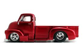 Jada 1:24 Just Trucks 1952 Chevrolet Coe Pickup Diecast Vehicle ...