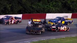 ARCA Truck Series @ Columbus Motor Speedway July 23, 2016 - YouTube
