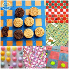 DIY Board Games For Kids There Is A Cool Hidden Mickey Strategy Game In Here