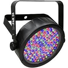 Amazon CHAUVET DJ SlimPAR 56 LED PAR Can Wash Light w Built