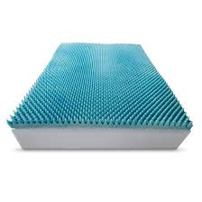 Cooling Bed Topper by Cool Gel Mattress Topper Target