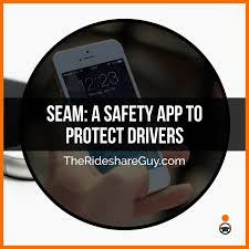 Seam A Safety App To Protect Drivers
