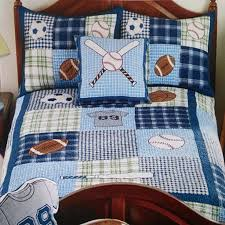 Boys Sports Quilt Bedding | Coops | Pinterest | Sports Quilts ... Shelf Decor Decorating Your Little Girls Bedroom Pink White Kids Bedding Walmartcom Disney Fding Dory 4piece Toddler Mesmerize Antique Asian Daybed Tags Boys Baseball Ideas My Sons Seball Room And Bat Hanger From Pottery Barn Ny Mets New York Set Comforter Brooklyn 4k Free Pics Preloo Elegant Crib Sets Steveb Interior Camouflage 32 Best Bedroom Images On Pinterest Big Boy Rooms Boy Red White Blue Bedding For Moms Guest Sew Fun Way To Decorate With Nautical