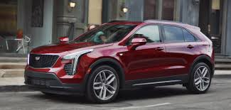 2019 Cadillac XT4 Loses On SUV Of The Year | GM Authority