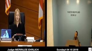 100 Leonard Ehrlich Judge Who Savaged Woman In Wheelchair Moves Up Her