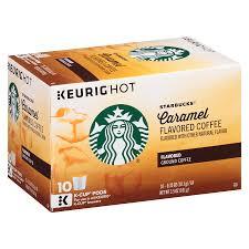 Starbucks K Cups Caramel