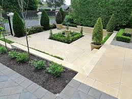Modest Front Gardens Ideas Awesome Design